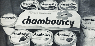 Imagem A Nestlé começa a comercializar a marca Chambourcy no Brasil. Os produtos eram fabricados em Barra Mansa/RJ