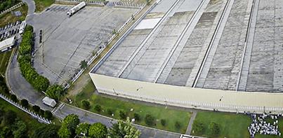 Imagem Início das operações da fábrica de Garanhuns/PE.
